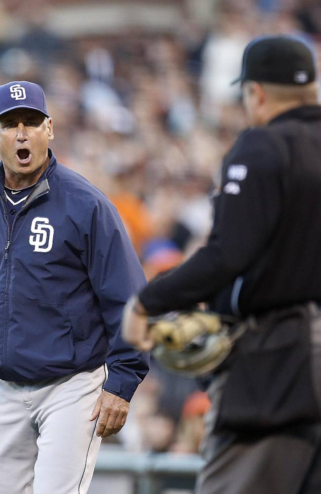 Despaigne leads Padres past Giants 6-0