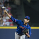 Mets deal blow to Braves' fading playoff hopes The Associated Press