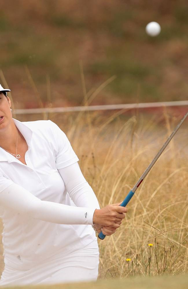 ISPS Handa Women's Australian Open - Day 1