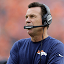 Broncos coach Gary Kubiak reportedly stepping down, cites health concerns for reason