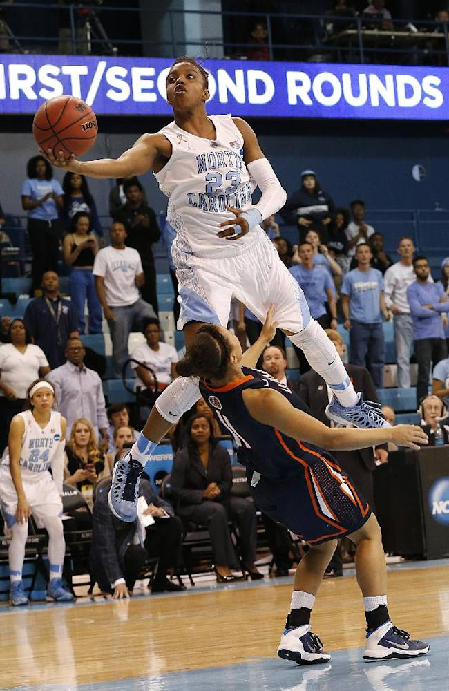Hatchell: Star freshman DeShields leaving UNC
