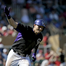 Tulowitzki's 2 HRs power Rockies past Angels 7-2 The Associated Press