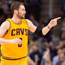Love scores 32, LeBron 22 as Cavaliers bury Lakers 120-105 The Associated Press