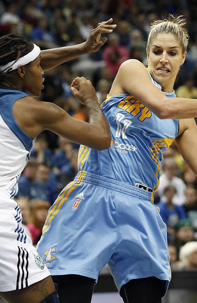 Five Things to Know about the WNBA playoffs