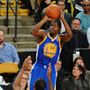 Thompson, Lee lead Warriors over Celtics 108-88 The Associated Press