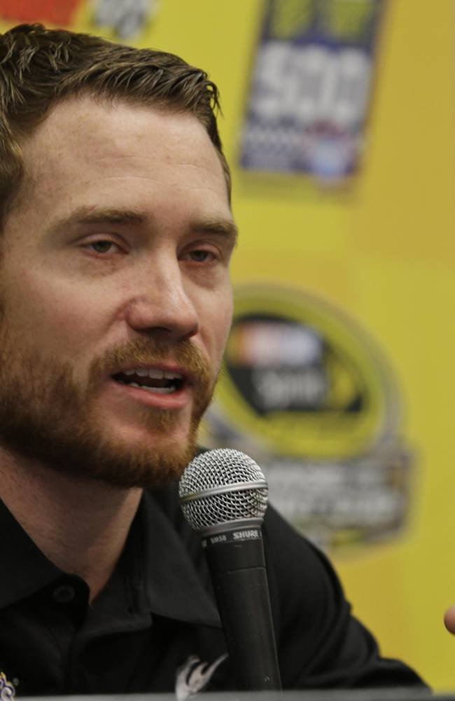 Vickers: Ready to race full Cup slate for MWR