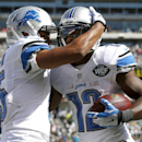 Stafford, Tate lead Lions over Jets 24-17 The Associated Press