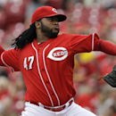 Cueto, 2 Reds homers beat Mets 2-1 The Associated Press