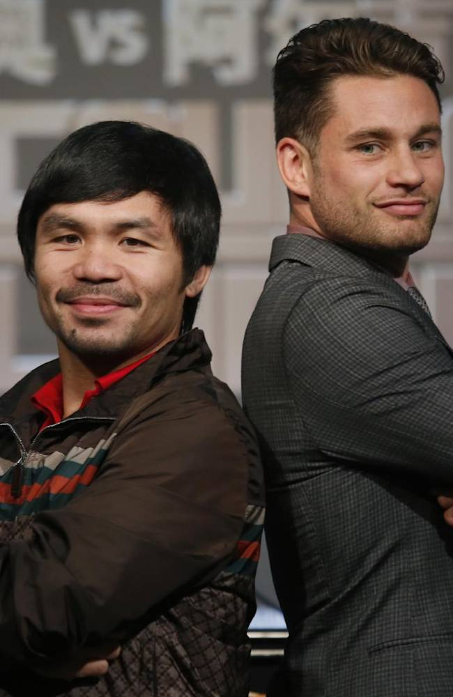 Pacquiao to help set up boxing academy in China
