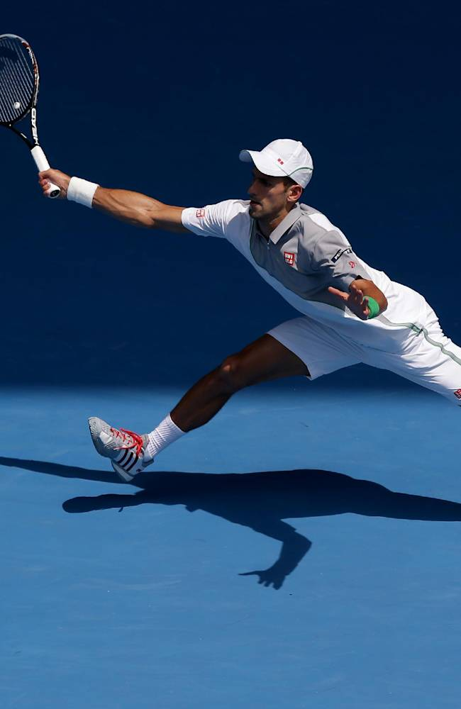 Djokovic matures as player, person in past 5 years