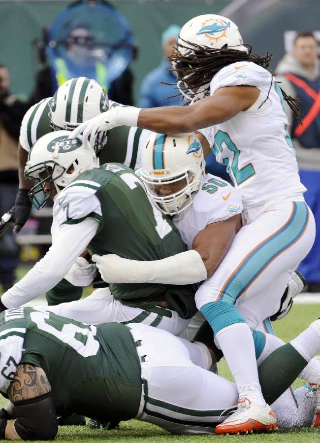 Ryan gives Geno, Jets' rookies an 'A-plus' grade