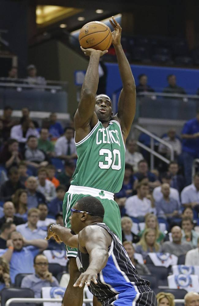 Celtics hold off Magic, win second straight 91-89