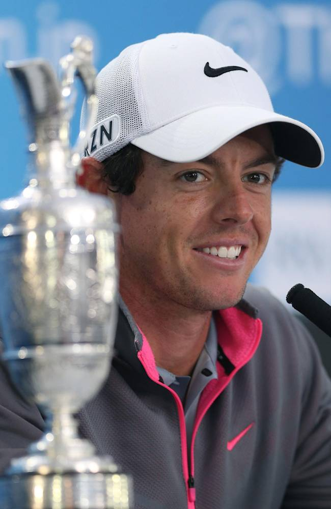 Rory McIlroy is poised to be golf's next big thing