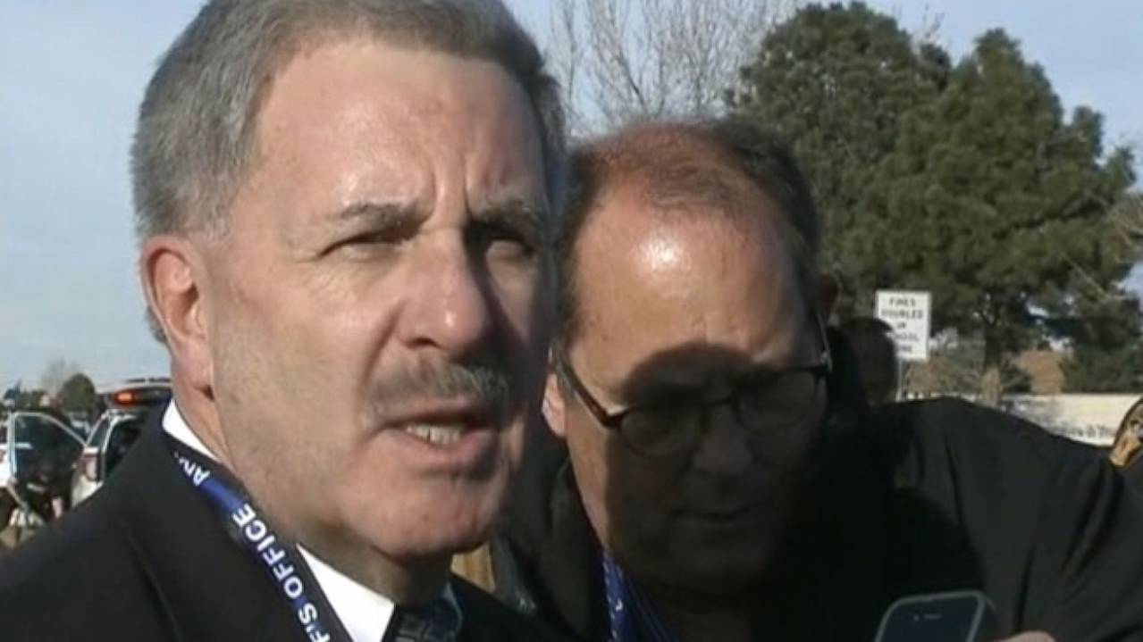 Sheriff Confirms Arapahoe High School Shooting Suspect Dead
