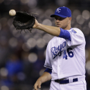 Royals reliever Madson takes long road back to big leagues The Associated Press