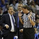 Death threats to a ref – the lunatics are threatening to overtake Kentucky's fan base