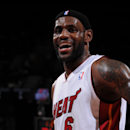 James scores 24, Heat rout Pistons 110-95 The Associated Press