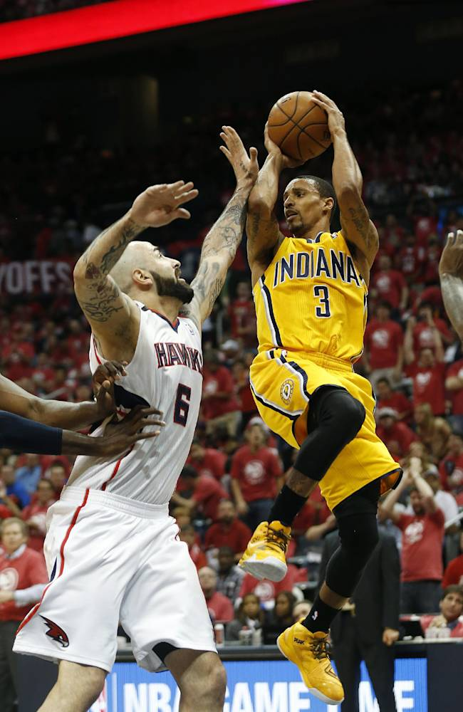 Pacers force Game 7 with 95-88 win over Hawks