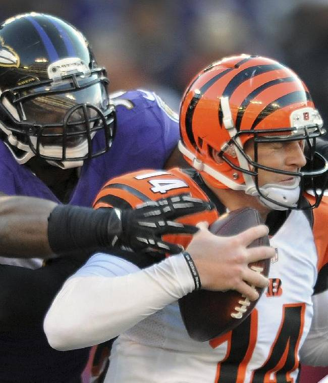 Bengals look for turnaround against Browns defense