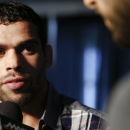 Renan Barao doesn't recognize himself when watching first T.J. Dillashaw fight