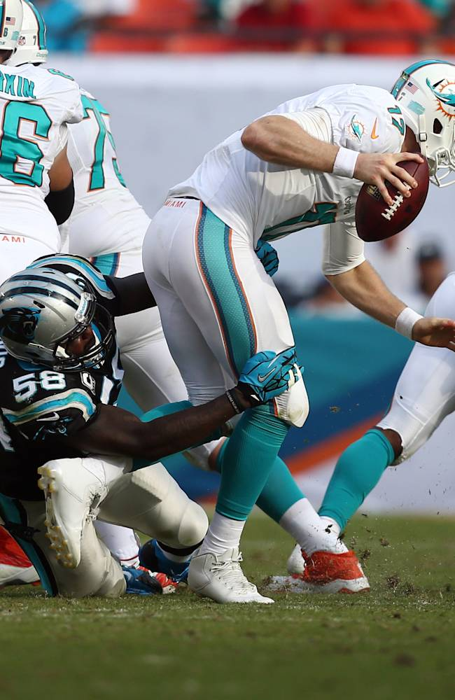 Efforts to enliven Miami offense fail