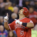 Pujols homer, pitching leads Angels past M's 2-0 The Associated Press