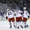 CBJ's Bobrovsky to miss All-Star game with lower-body injury The Associated Press