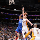Lin's season-high 29 points help Lakers beat 76ers The Associated Press