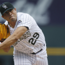 De La Rosa becomes Rockies' career strikeouts leader The Associated Press