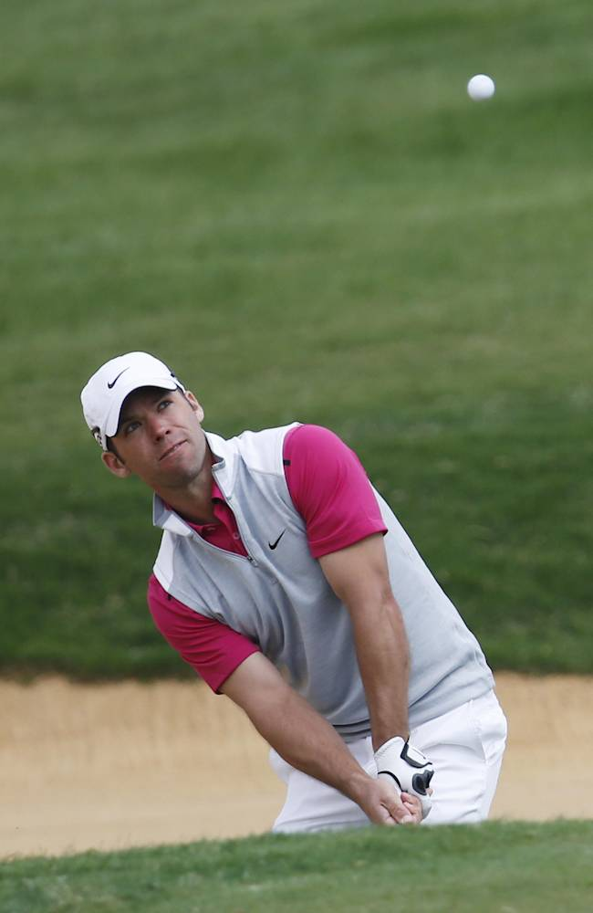 Guthrie stretches his lead to 4 shots in Shanghai