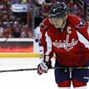 Alex Ovechkin says right knee 'doesn't bother me' The Associated Press