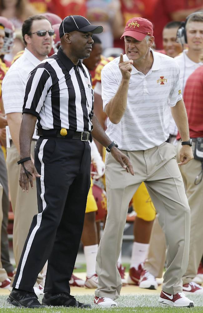 Big 12 gets started with league play in Week 2