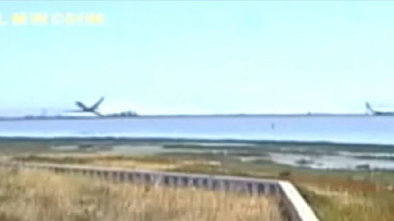 NTSB Releases New Video of Asiana Plane Crash