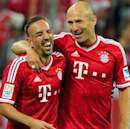 I don't fear Gotze competition, says Robben