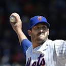 Mets: Harvey has mild ankle sprain but will make next start The Associated Press