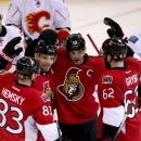 Michalek, Turris lead Senators past Flames 6-3 The Associated Press