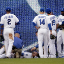 Royals lose Gordon to injury, rally past Rays 9-7 The Associated Press