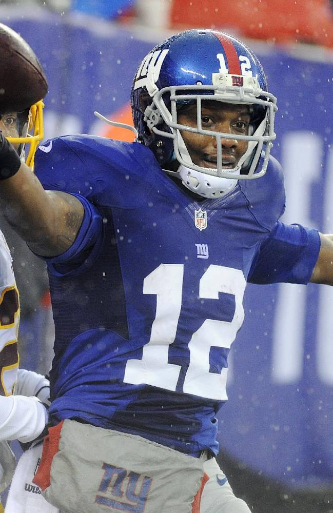 5 things to know after Giants beat Redskins 20-6