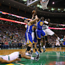 Curry scores 37, leads Warriors from 26 down to beat Celtics The Associated Press