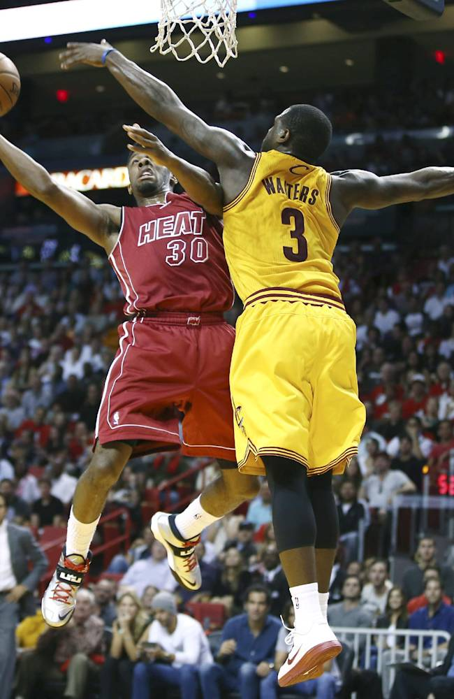 Cavaliers' Waiters denies he has asked for trade