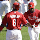 Rollins has 3-run homer; Phillies beat Tigers 10-6 The Associated Press