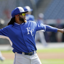 Johnny Cueto joins Royals following trade The Associated Press