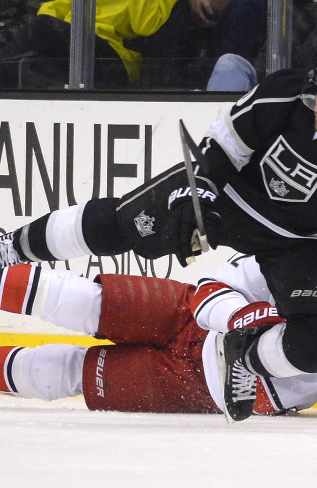 Kings hold off Hurricanes 3-1 for 4th straight win