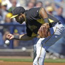 Martin homers, Liriano sharp as Pirates beat Rays The Associated Press