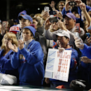 Did you cry when the Cubs won the pennant? (Yahoo Sports)