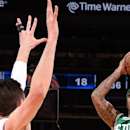 Thomas scores 18, Celtics hold off Knicks for 95-92 win The Associated Press