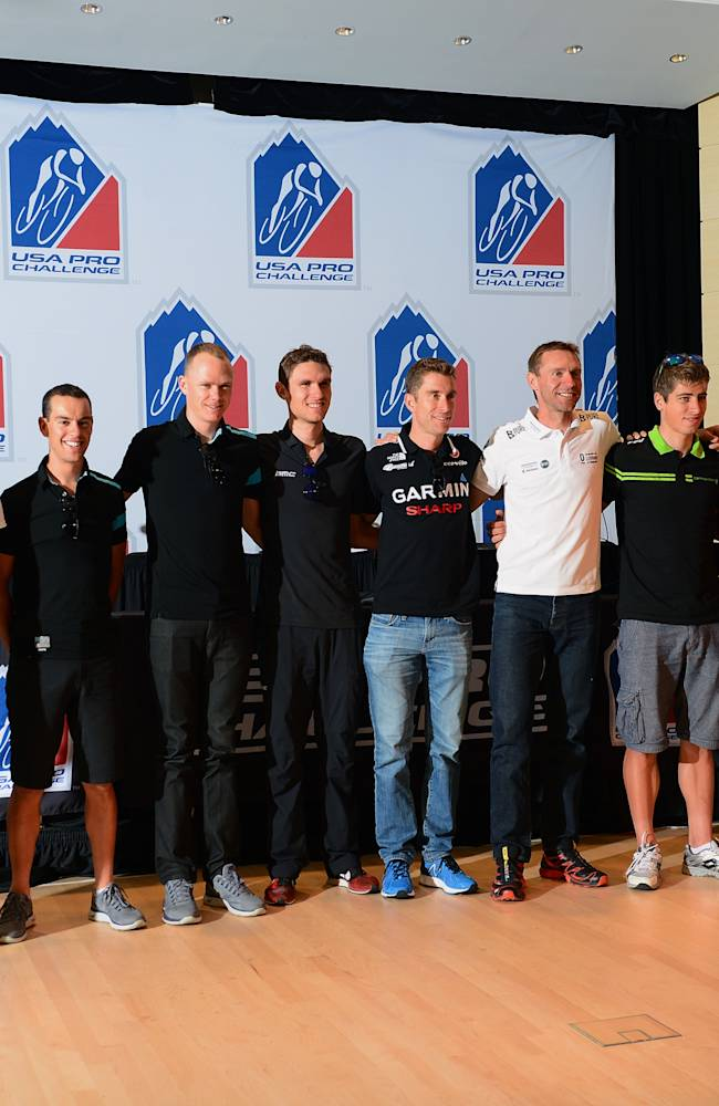 USA Pro Cycling Challenge - Press Conference