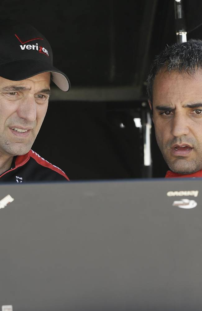 IndyCar penalizes and rescinds Chevy penalties