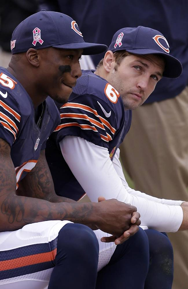 Bears look to end skid against winless Giants