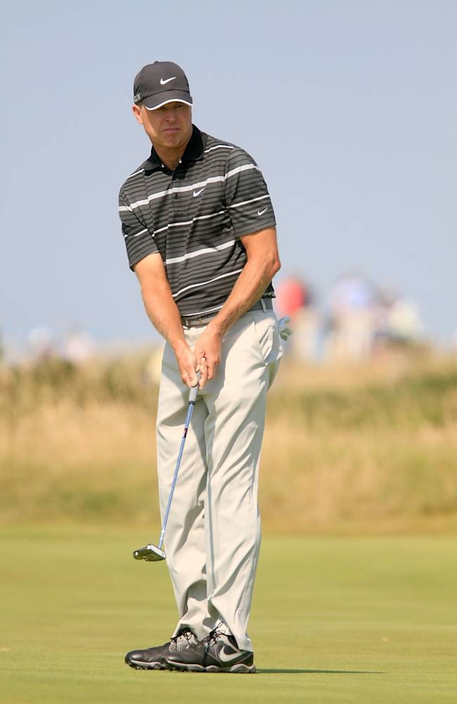 The Senior Open Championship - Day One